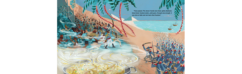 haiti; books about haiti; caribbean culture; diverse books for kids; freedom; celebration; holidays