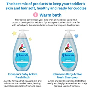 johnson's baby, Johnson's Baby Active Kids Soft and Smooth, baby shampoo, kids shampoo