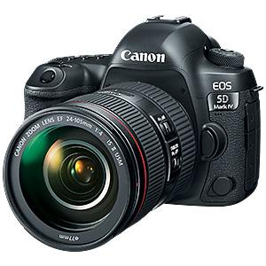 Amazon.com : Canon EOS 5D Mark IV Full Frame Digital SLR Camera ...