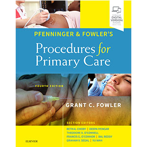 pfennigers & fowler's procedures for primary care