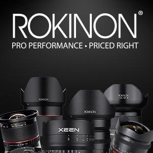Rokinon Special Performance (SP) 14mm F2 4 Ultra Wide Angle Lens with  Built-in AE Chip for Canon EF