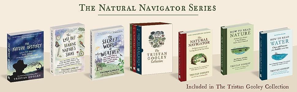 tristan gooley;natural navigator;lost art of reading natures signs