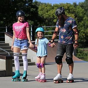 Skating is healthy
