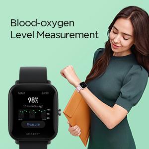 Blood Oxygen Level Measurement