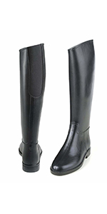 Derby Mens Lined Rubber Boot