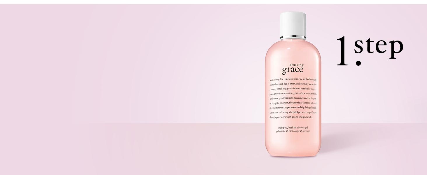 4oz amazing grace fragrance edt