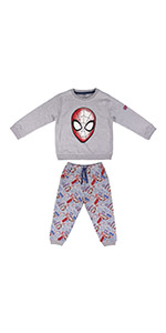 Pijama spiderman