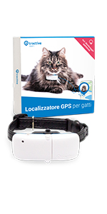 Tractive gps tracker for cats localizador para gatos