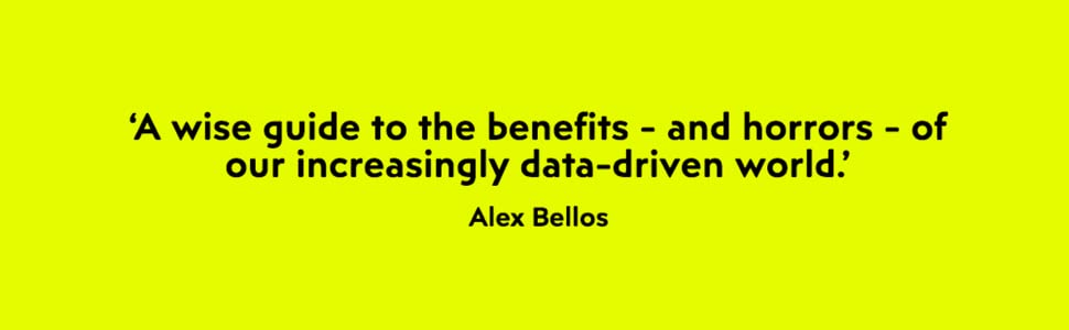 Wise guide to benefits and horrors of our data driven world