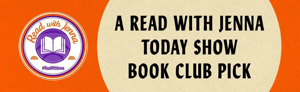 read with jenna; today show book club; jenna book club