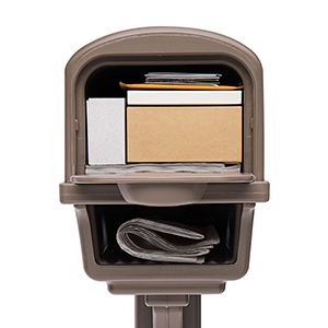 gentry mailbox size