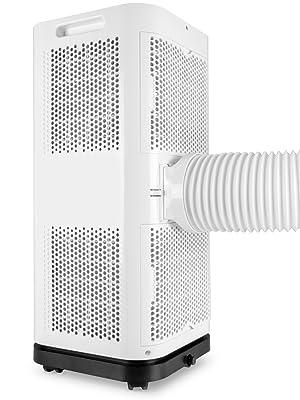 Noaton Aire Acondicionado móvil, Blanco, 2.250 frigorías: Amazon ...