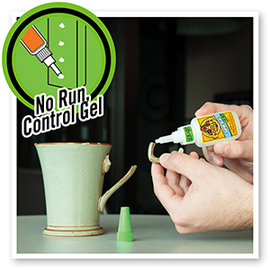 No Run Control Gel