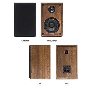 MB-PT-28, mbeat 36W Bookshelf Speaker, Hi-Fi turntable