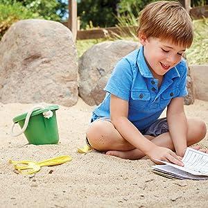 Green Toys Sand Playset