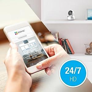 zoom numérique; détecte du mouvement; Motion Detection; 720p; 1MP; 1 megipixel; HD; FH