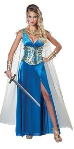 Warrior Queen, Roman, Greek, Cleopatra, Sexy Costume, Women's Costume, Halloween