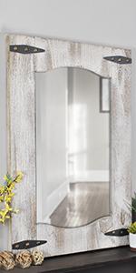 barn door mirrors