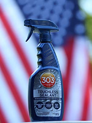 303 Touchless Sealant, Paint Sealant, 303 Products, New Car Care Products, Car Care