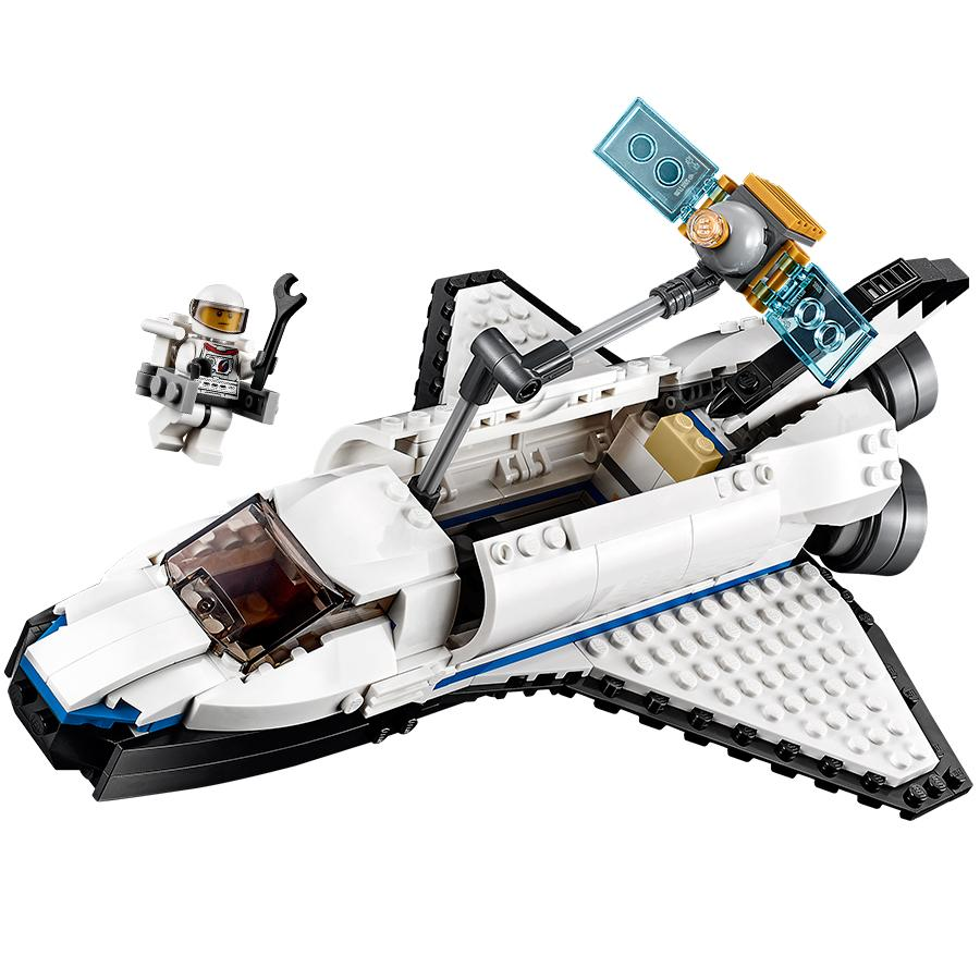 lego creator space shuttle explorer review - photo #13