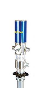goodyear alphaworks air operated oil fluid transfer pump control valve meter 1:1 3:1 5:1 50:1 sae
