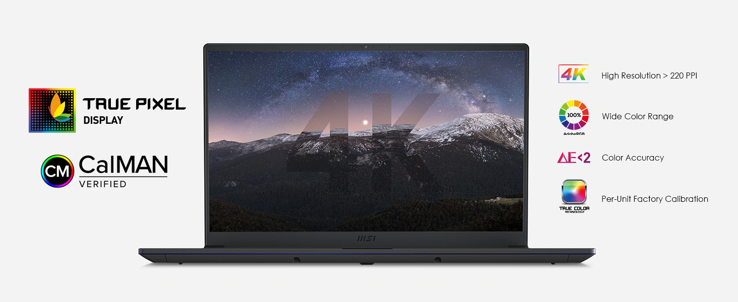 true pixel display monitor 4k