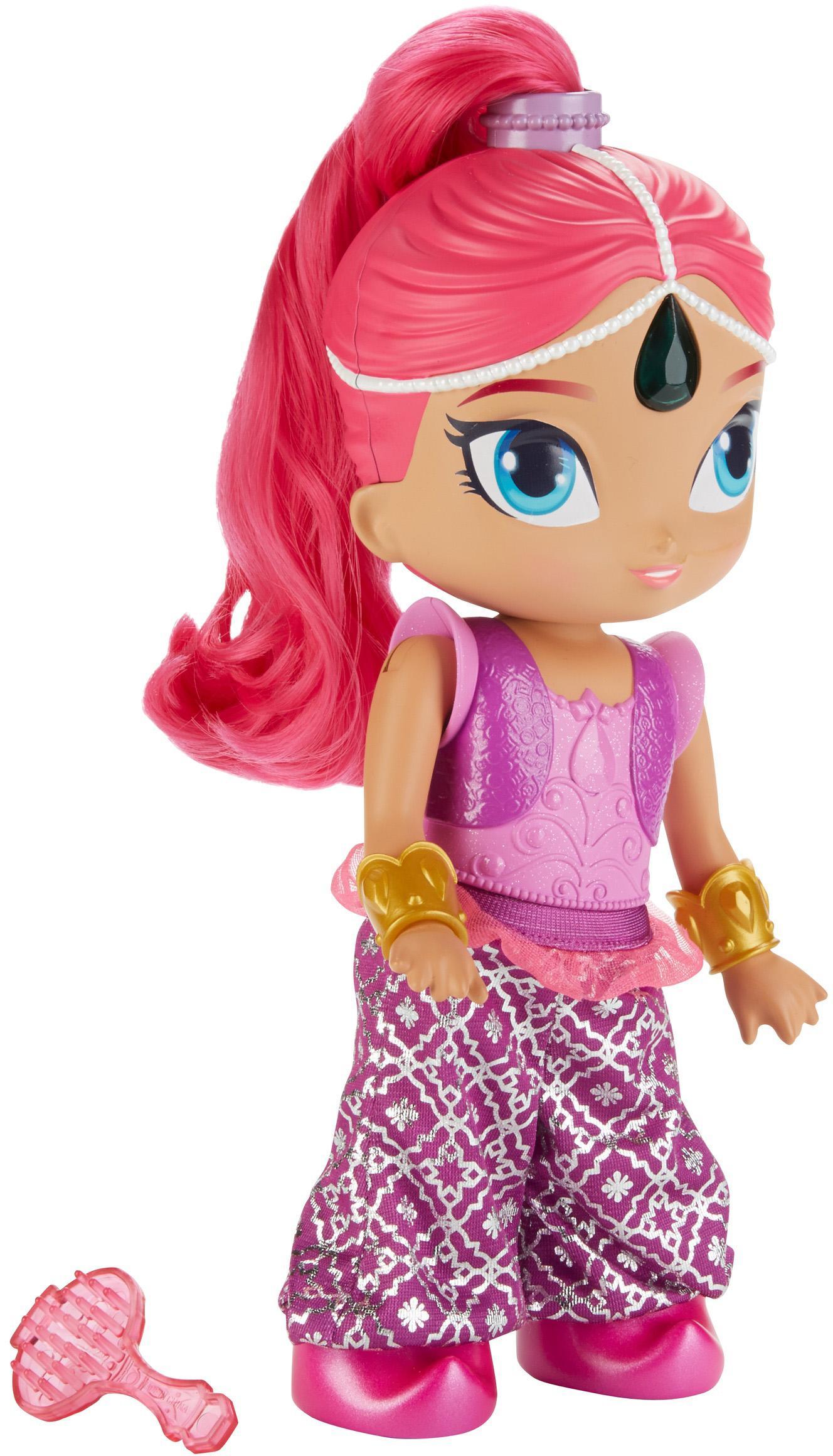 Amazon.com: Fisher-Price Nickelodeon Shimmer & Shine ...