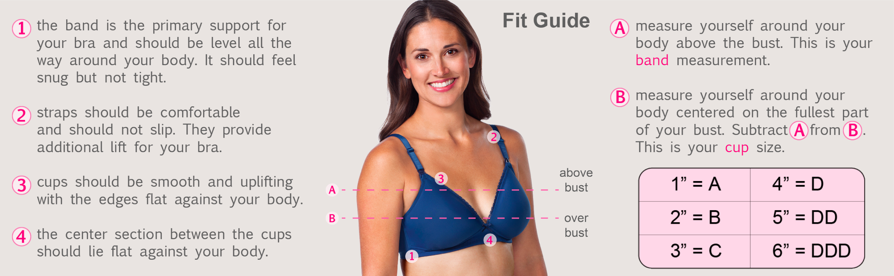 Nursing Bras - Looking for the perfect plus size nursing bra? Leading Lady and Playtex plus size maternity bras flex to fit your changing shape during pregnancy and while you are nursing.