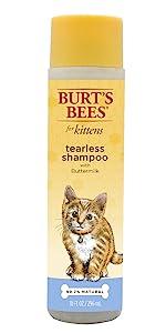 Burts Bees Cat Kitten