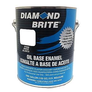 Diamond Brite Paint Oil Enamel
