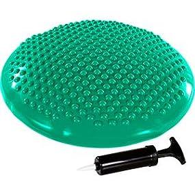 33 cm oder 37 cm schadstoffgepr/üft und phthalatfrei inkl DYNAMIC SEAT XL DYNAMIC SEAT verschiedene Farben MOVIT Ballsitzkissen Pumpe oder