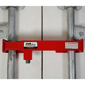 Closed Cargo Door Lock - Combo