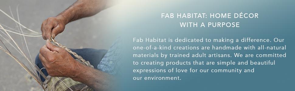 FabHabitat baskets