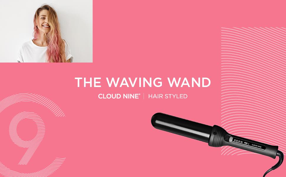 Waving Wand Banner