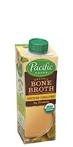 Organic Chicken Original Bone Broth - 8oz