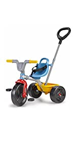 FEBER 800010946 Famosa Evo Trike 3 en 1 Plus -Triciclo: Amazon.es ...