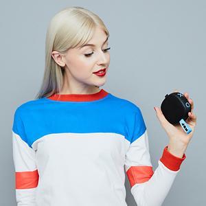 speakerphone speaker, hands-free speaker, bluetooth wireless speakerphone