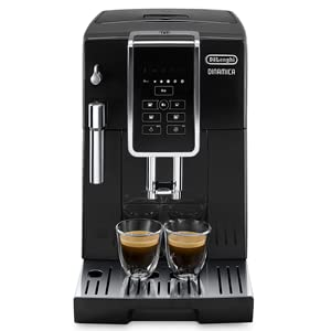 Delonghi Dinamica Ecam350.15.B - Cafetera superautomática, 1450w ...