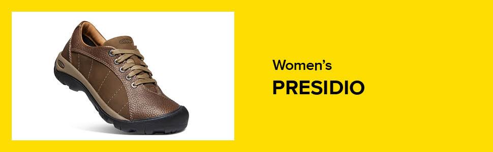 keen womens presidio casual lifestyle sneaker shoe hero