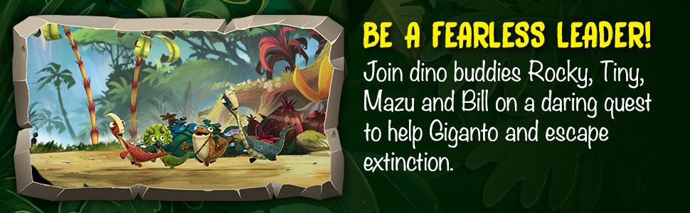 Join Dino Buddies