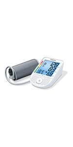 Beurer BM28 - Tensiometro de brazo, para tomar la presión arterial ...
