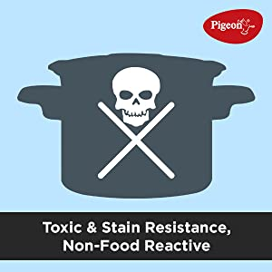 Toxic and stain resistance