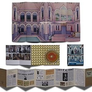 Grand Budapest Hotel box spread