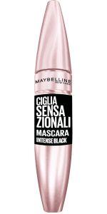 mascara, maybelline, maybelline new york, ciglia sensazionali, mascara allungante