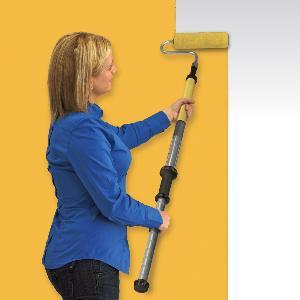 PaintStick EZ-Twist, Paint Stick EZ Twist, Holds paint in the handle