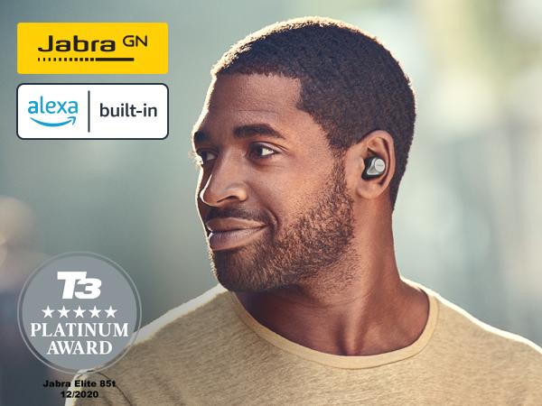 True Wireless Earbuds for great Calls & Music   Jabra Elite 85t