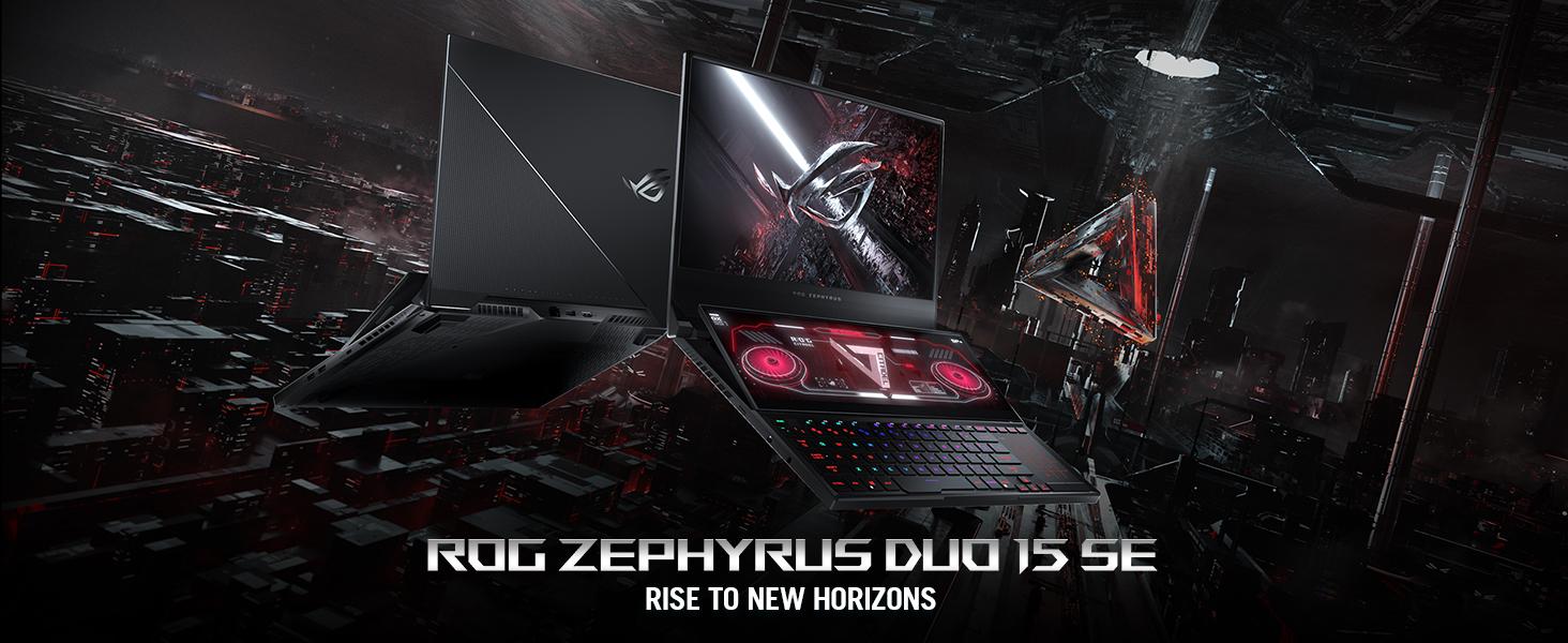 ROG Zephyrus Duo SE