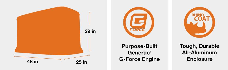 home standby, backup generator, HSB, generac, generac home standby, backup power