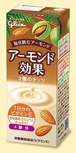 グリコ アーモンド効果 3種のナッツ