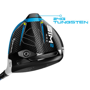 Higher launch, higher MOI, sim2 max driver taylormade golf